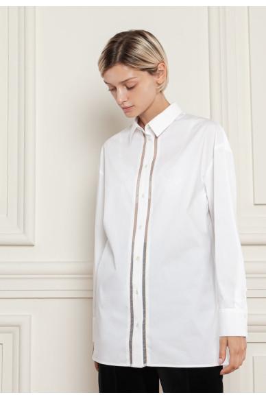 Сорочка із органічної бавовни з цепочкою Рідженс