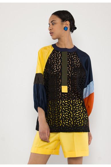 Gerda lace blouse