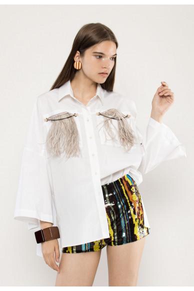Nevis organic cotton shirt
