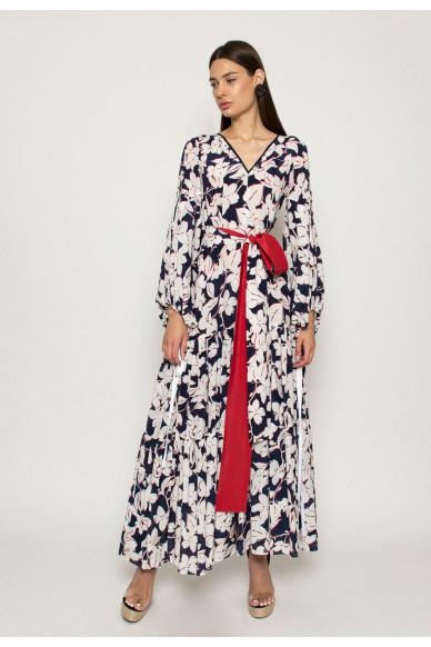Roksanda silk maxi dress