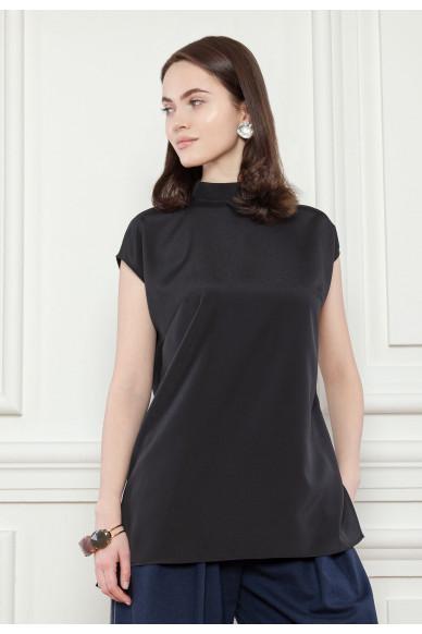 Блуза з ефектною спинкою Квінн