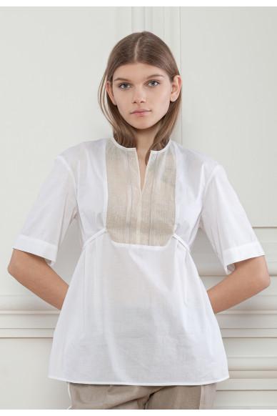 Блуза из органического хлопка Энрика