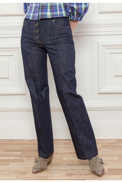 Расклешенные джинсы Кливленд