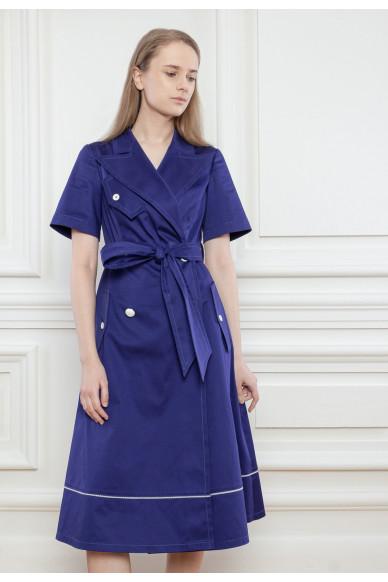 Платье из органического коттона Квинн