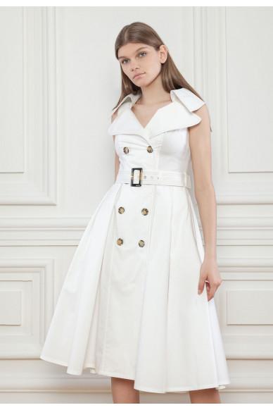 Платье в стиле сафари Рикарда