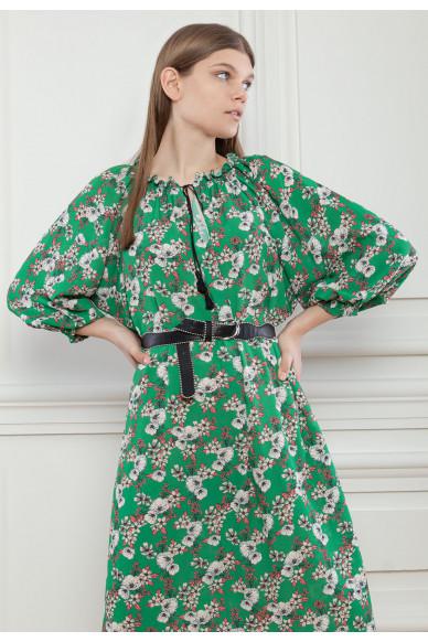 Платье с цветочным принтом Хезер