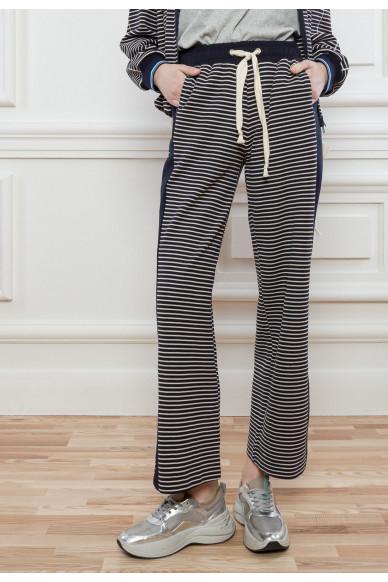 Трикотажные штаны на резинке Соммерс
