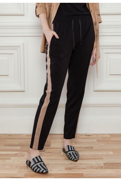 Струящиеся брюки со шнуром Окинава