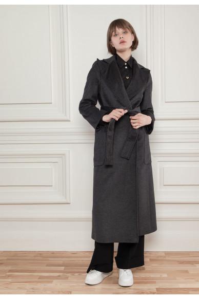 Пальто из шерсти Зиббелино Луизиана