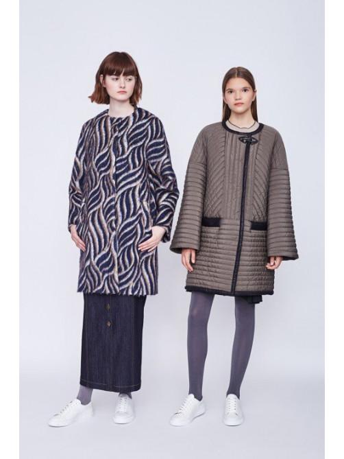 Пальто Гимли, юбка Лейтон, куртка Эмилия