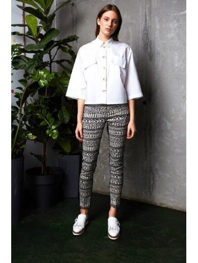 Блуза Рамира, брюки Линда