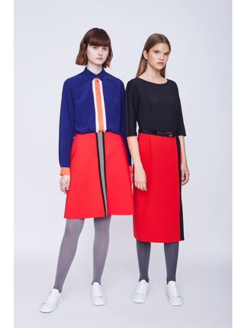 Блуза Игрит, юбка Бромли, платье Ренли