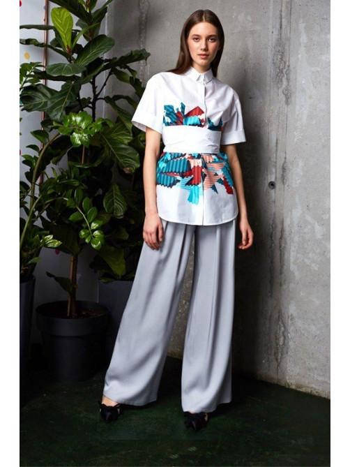 Блуза Иннес, брюки Гавана