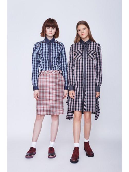 Блуза Престон, юбка Ньюпорт, платье Джофри