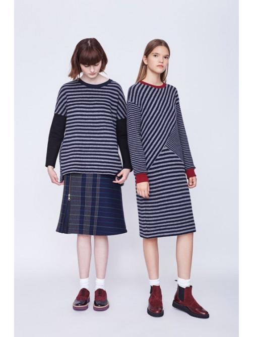 Джемпер Онтарио, юбка Маргери, платье Рорри