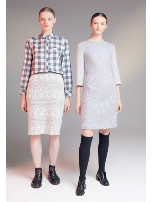 Блуза Модена, юбка Ливорно, платье Палермо
