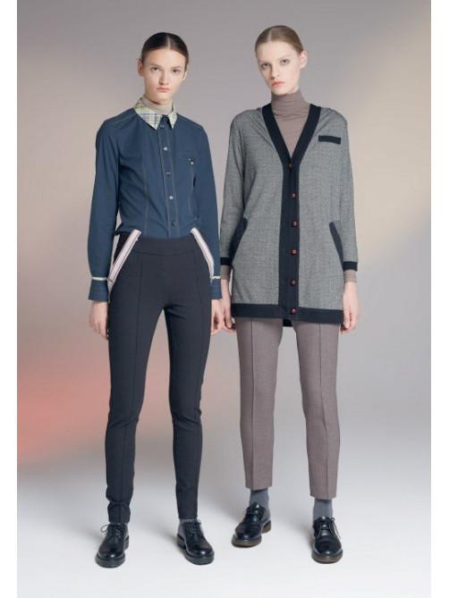 Блуза Онтарио, брюки Анкона, кофта Торонто