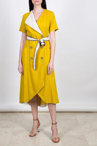 Платье Марсала