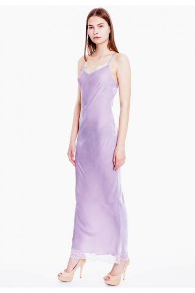 Платье Фламинго