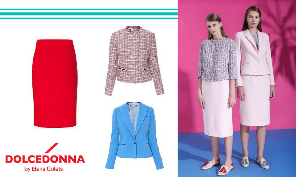 50e48d82c83 Свежая волна модной женской одежды в интернет магазине Dolcedonna