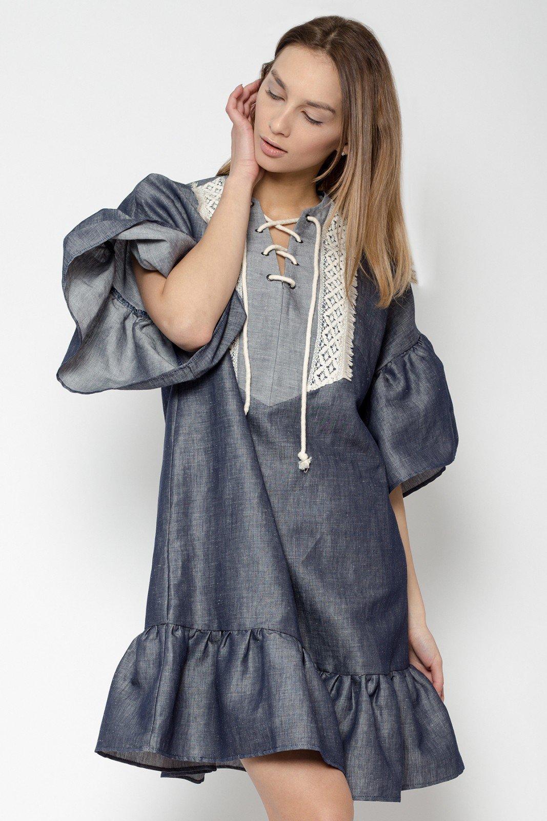 0f41f140dc6 Какое стильное брендовое платье в этно стиле можно купить в  интернет-магазине DOLCEDONNA